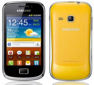Unlock Samsung Galaxy Mini 2