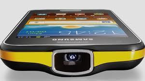 The new Samsung Galaxy Beam