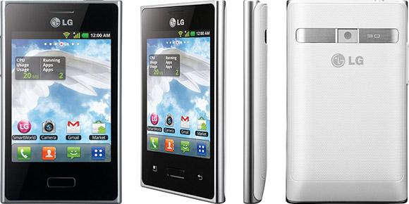 Unlock LG Optimus L3 E400