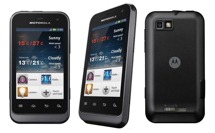 Unlock Motorola Defy Mini XT320