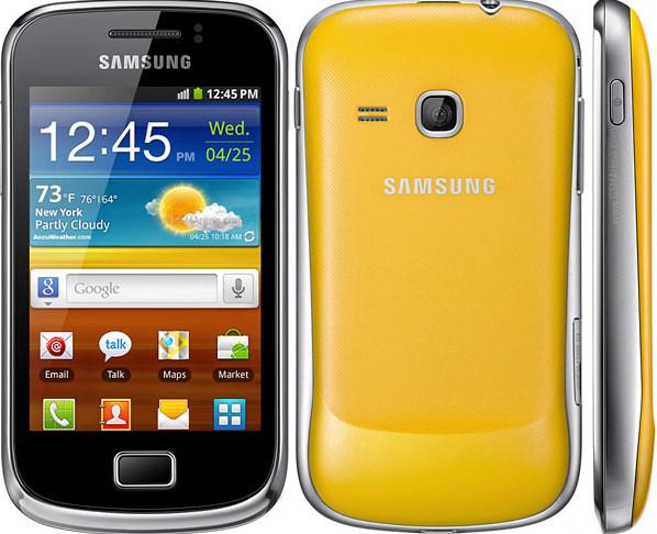 Unlock Samsung Galaxy Mini 2 S6500