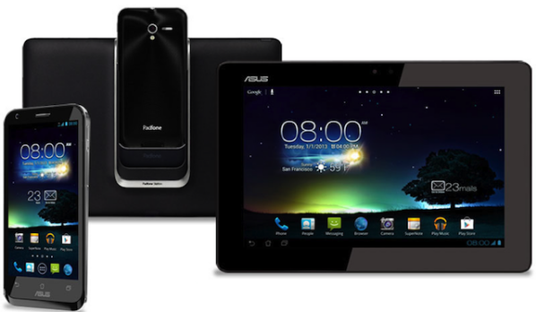 Asus Padfone mwc 2013