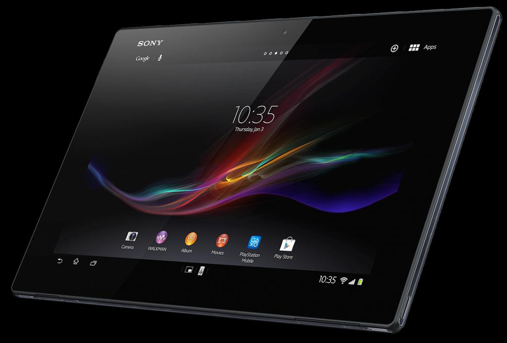 Sony Xperia Tablet Z MWC 2013