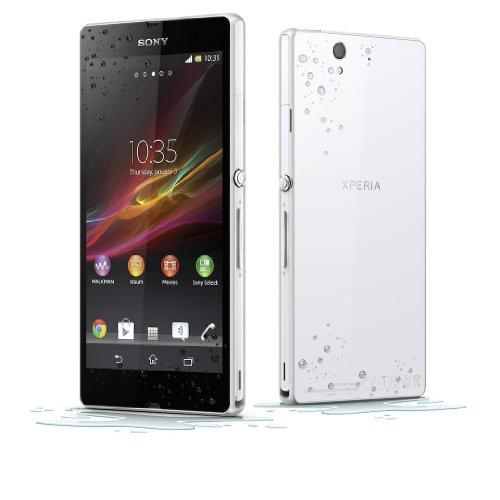 Sony Xperia Z waterproof