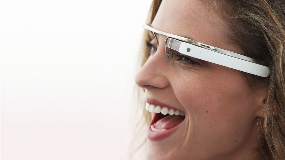 Using Google Glass