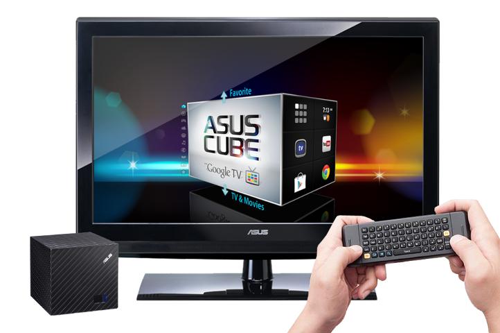 Asus Cube Google TV