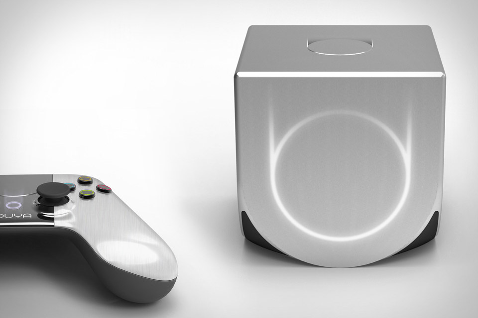 Ouya Android Console