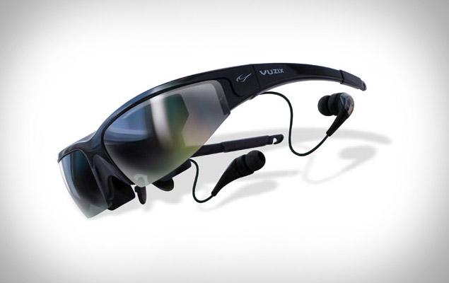 Vuzix Wrap 520AR