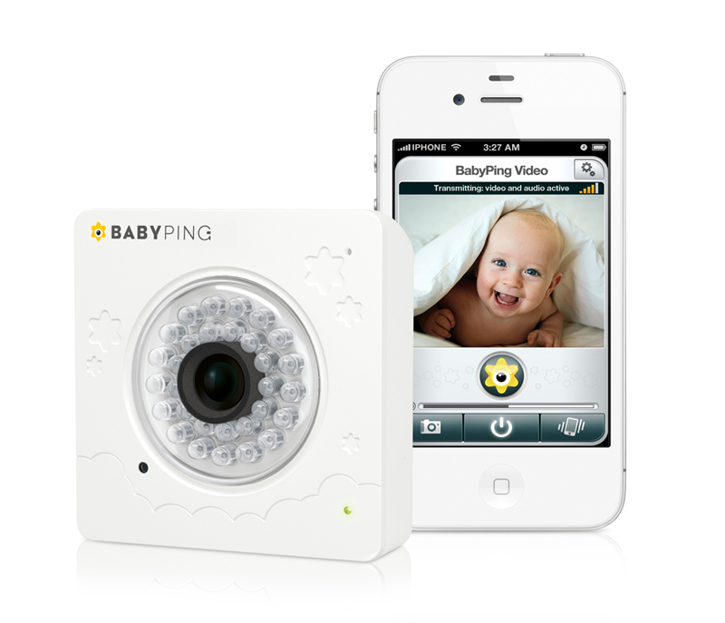 Baby Ping Monitor iPhone