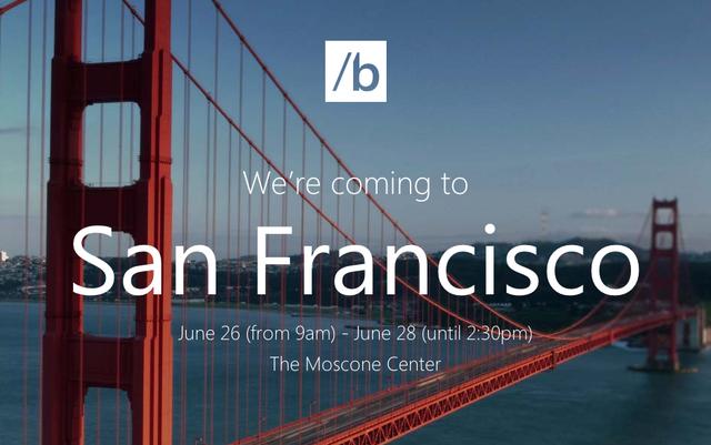 Microsoft Build 2013 San Francisco