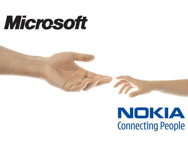Microsoft interested in buying Nokia