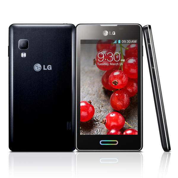 How to unlock LG Optimus L5 II
