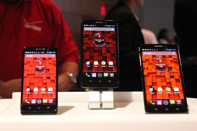 Motorola Droid Mini, Ultra and Maxx