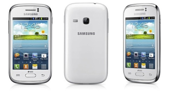 How to unlock Samsung Galaxy Young S6310