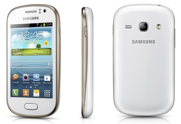 How to unlock Samsung Galaxy Fame S6810