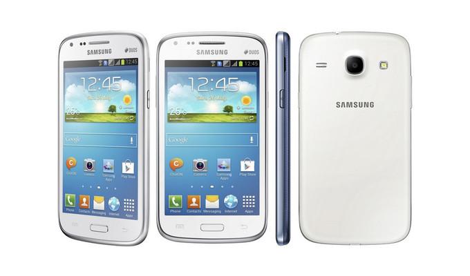 How to unlock Samsung Galaxy Core I8260