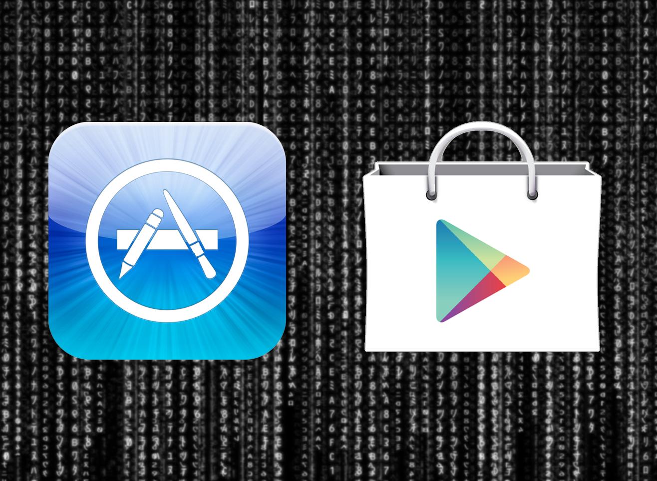 Рисовать app store