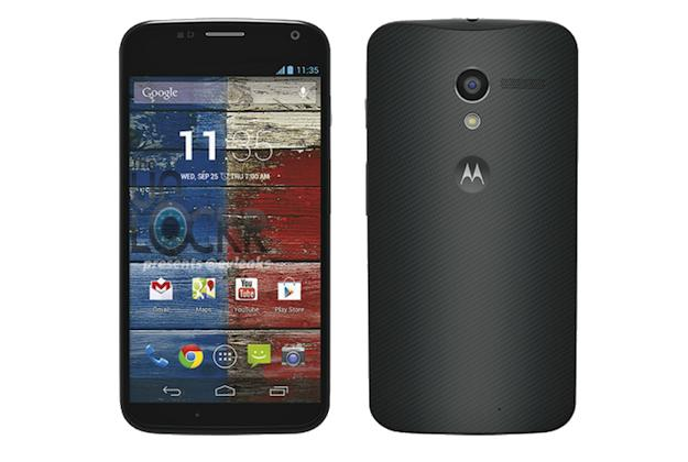 How to unlock Motorola Moto X