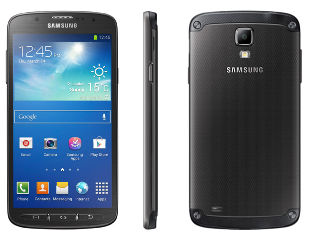 How to unlock Samsung Galaxy S4 Active
