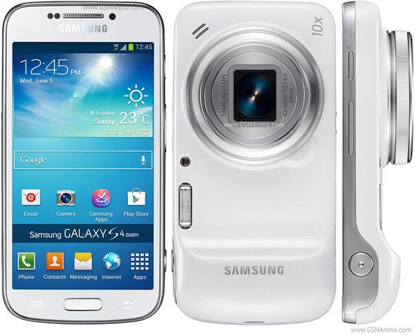 How to unlock Samsung Galaxy S4 Zoom