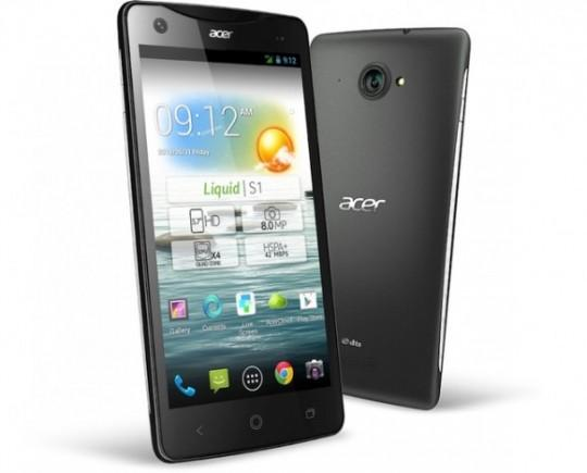 Acer Liquid S2 phablet