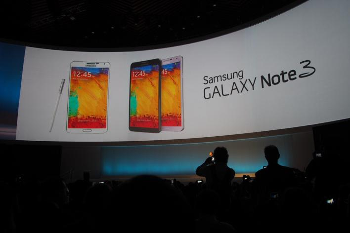 Samsung Galaxy Note 3 IFA 2013