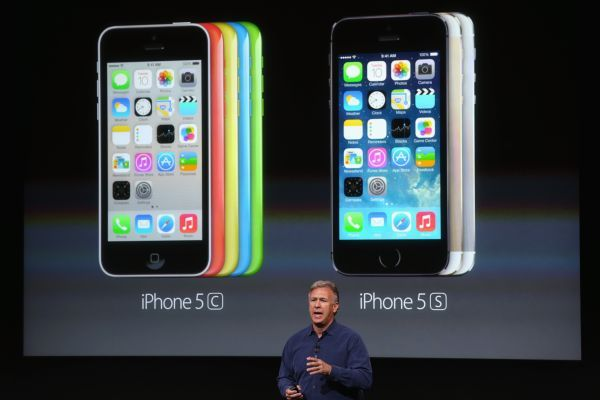 iPhone 5C and 5S