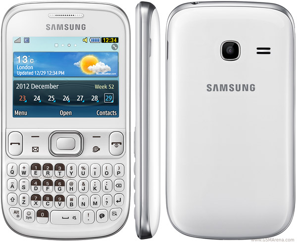 How to unlock Samsung Ch@t 333
