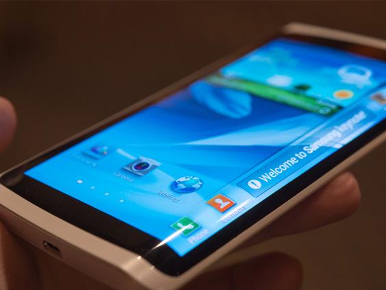 Goodbye Galaxy S, hello Galaxy F