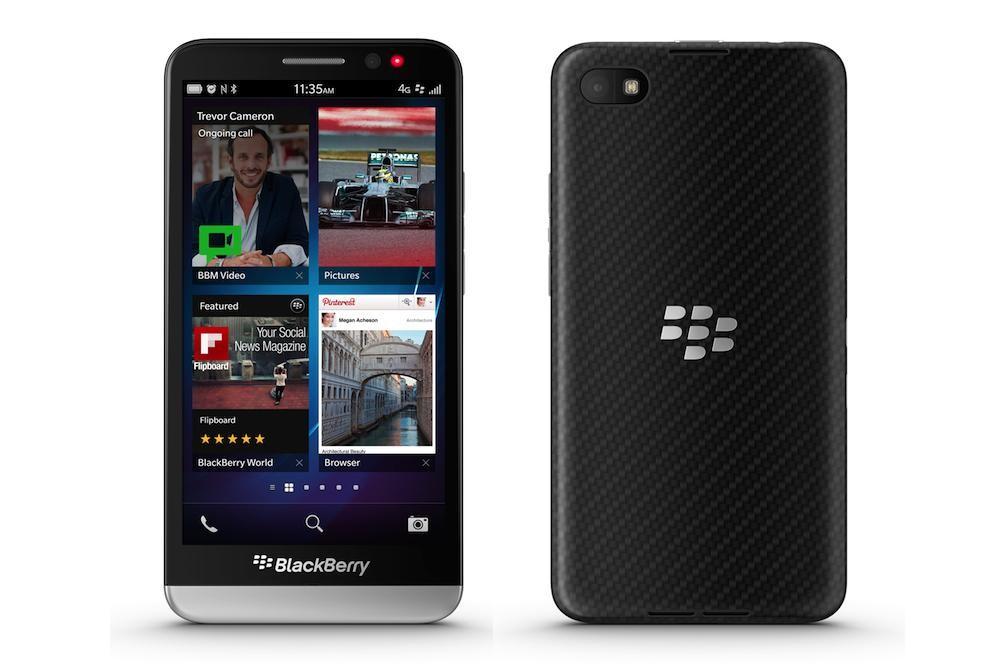 How to unlock BlackBerry Z30