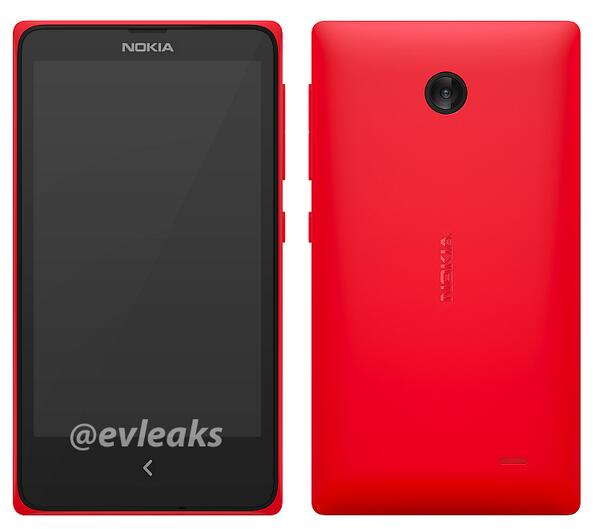 Nokia Normandy leaked