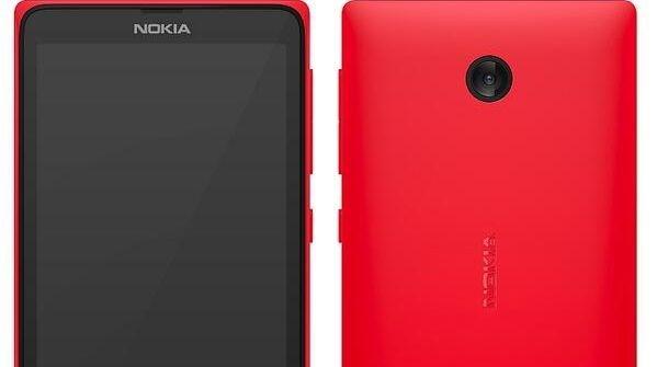 Nokia Normandy design leak