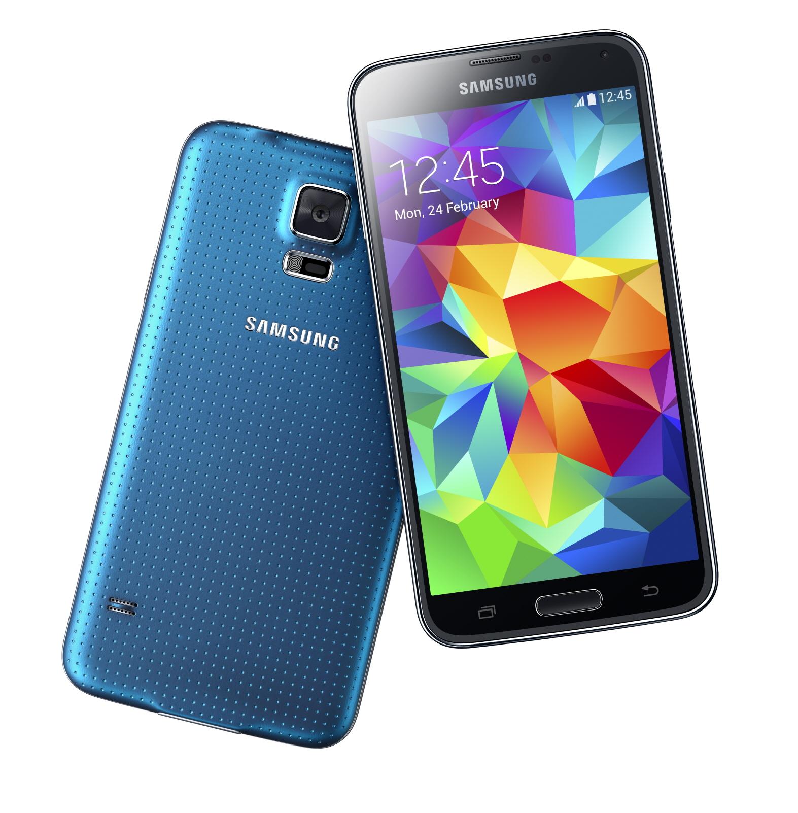 How to unlock Samsung Galaxy S5