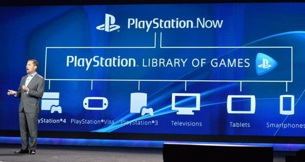 Sony PlayStation Now CES 2014