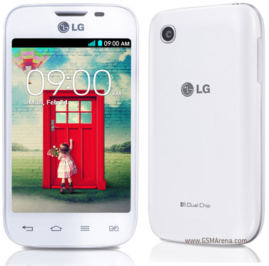 How to unlock LG L40 Dual