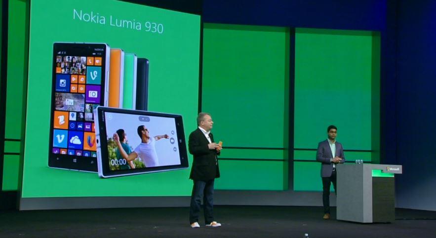 Nokia Lumia 930 announced