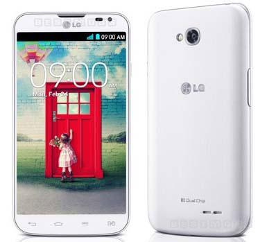 How to unlock LG L80 Dual