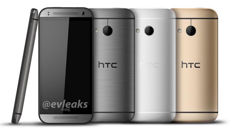 HTC One Mini 2 leak