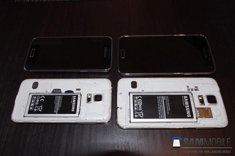 Galaxy S5 Mini leaked