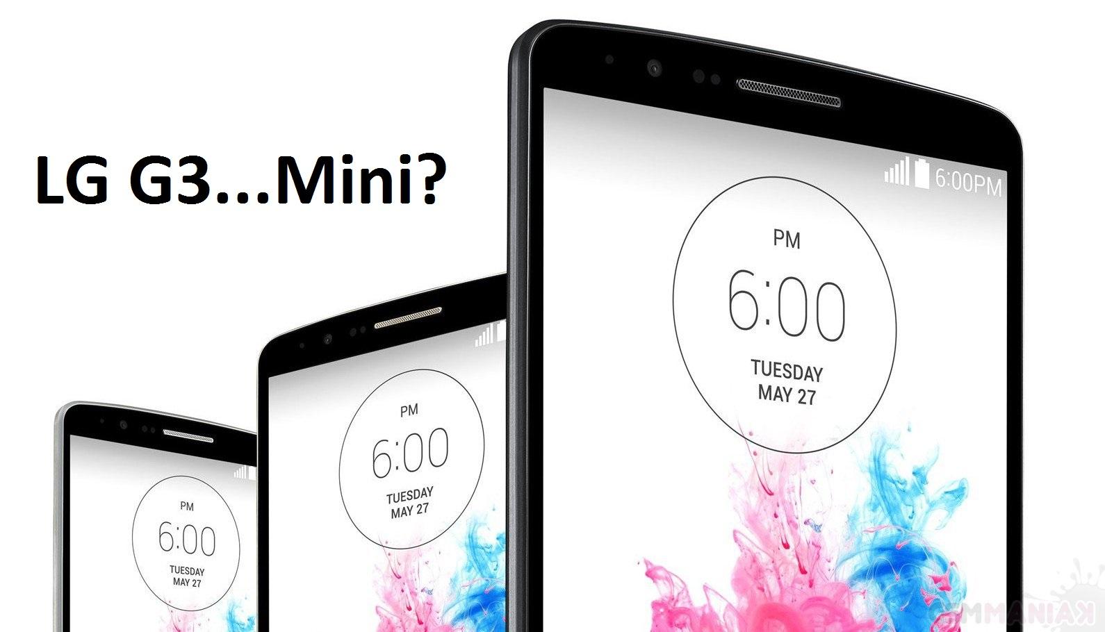 LG G3 Mini rumors
