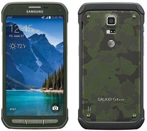 How to unlock Samsung Galaxy S5 Active