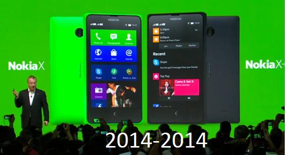 Nokia kills its Android line