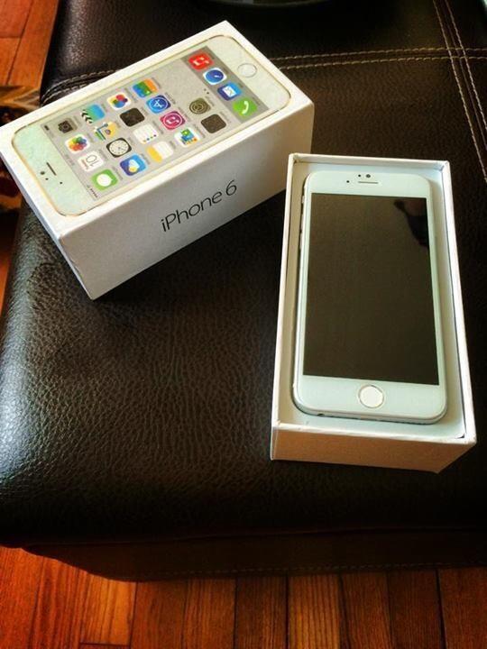 Apple iPhone 6 box