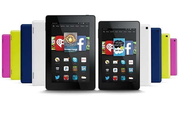 amazong kindle fire hd 6 and 7