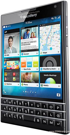 how to unlock blackberry passport