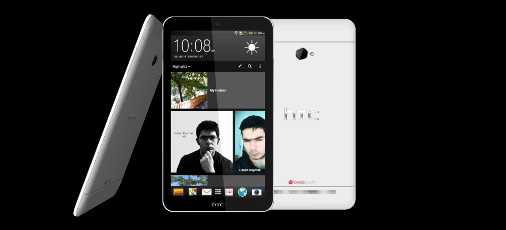 HTC tablet concept