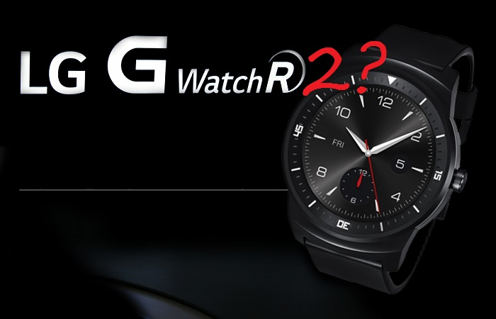 The LG G Watch R2 could make its debut at MWC 2015 ...