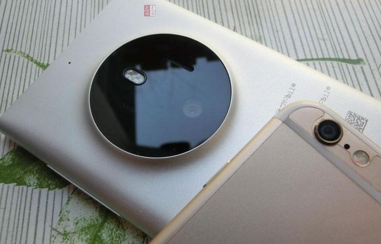 microsoft lumia 1030 prototype