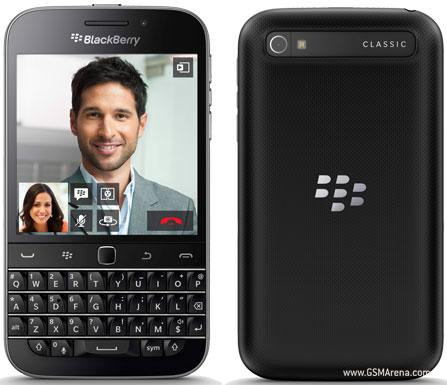 unlock blackberry classic