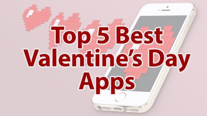 best valentines day apps